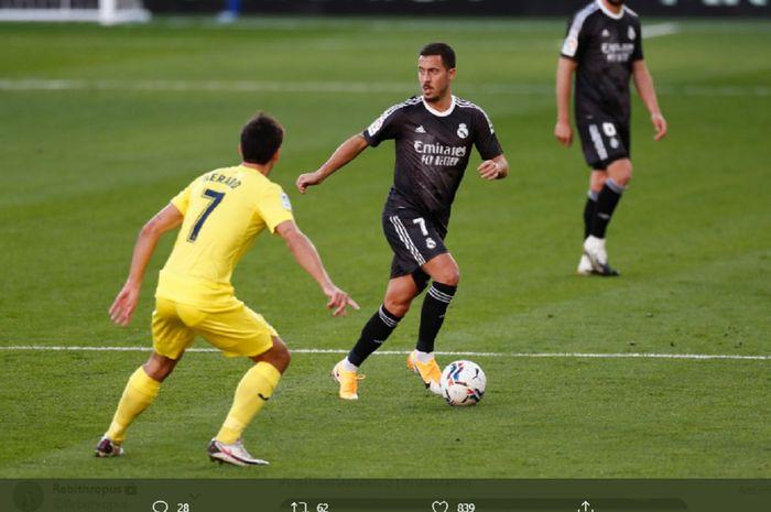 Real Madrid kembali gagal clean-sheet usai kebobolan Villarreal yang semakin garang di kandang sendiri.