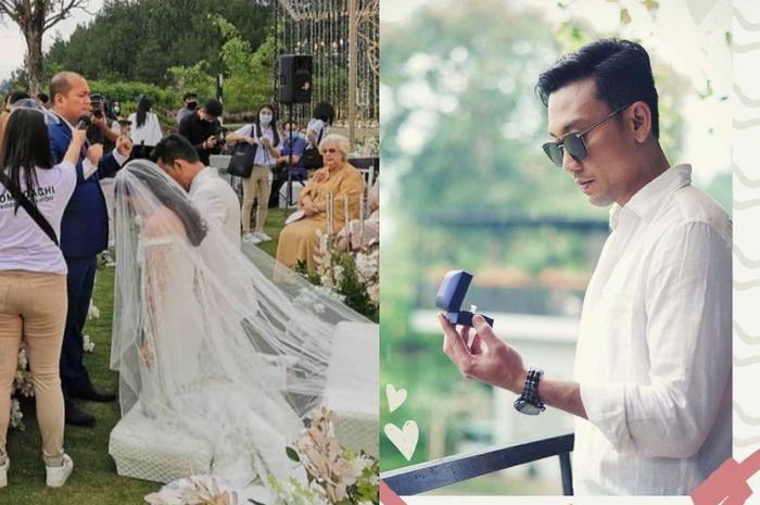 Sah! Denny Sumargo dan Olivia Alan Resmi Menikah Hari Ini