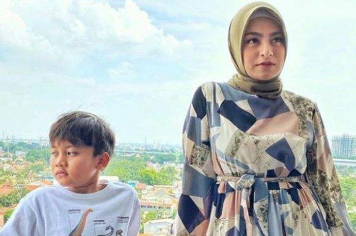 Lihat Putranya Dimarahi Sang Ibu Sambung, Sule Bereaksi Dengar Ucapan Nathalie Holscher: Bunda juga Jangan Ikutan