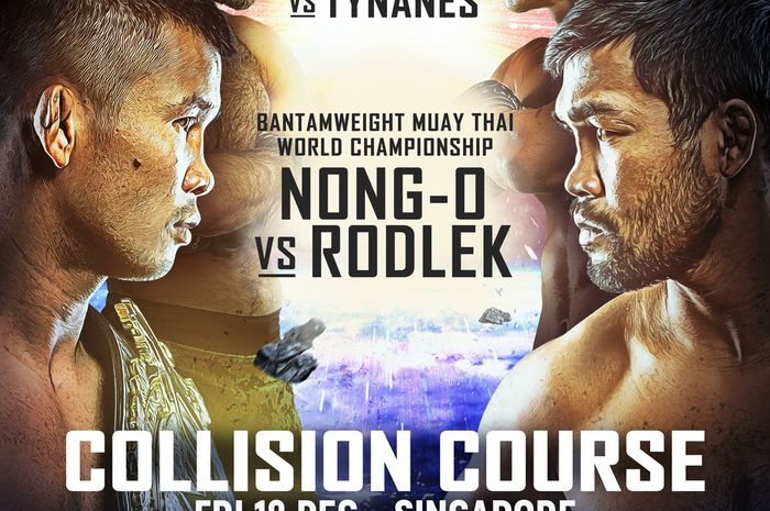 ONE Championship: Collision Course.