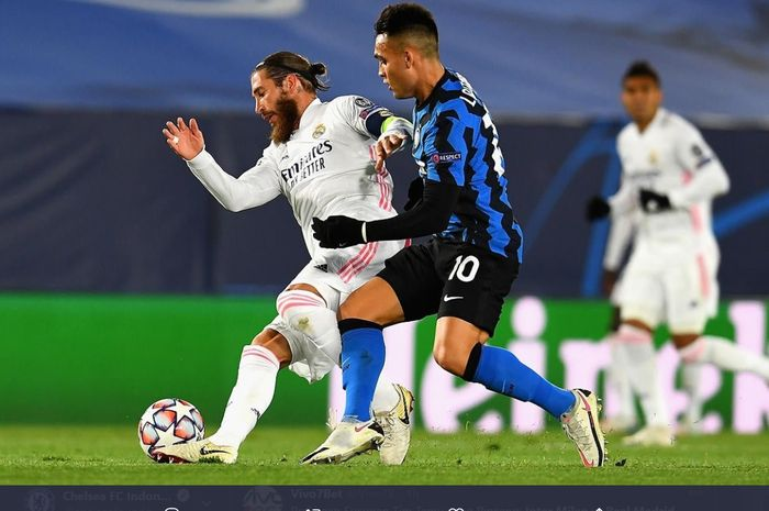 Inter Milan Vs Real Madrid Pertandingan Final Bagi I Nerazzurri Bolasport Com