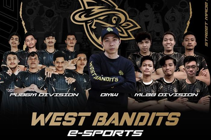 Tim West Bandits e-Sports