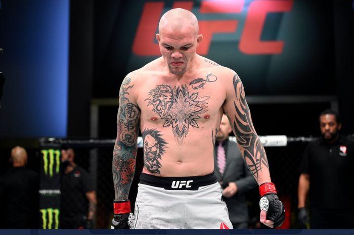 Petarung UFC, Anthony Smith.