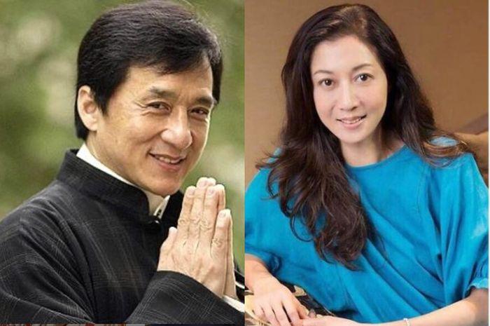 Jackie Chan dan selingkuhannya