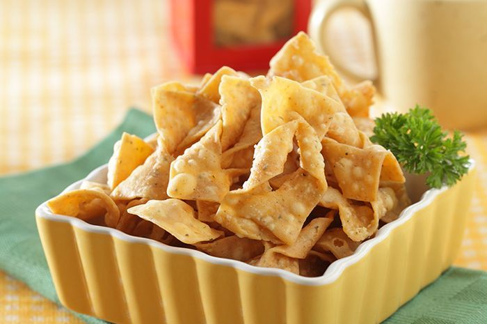 Resep Kue Bawang Keju