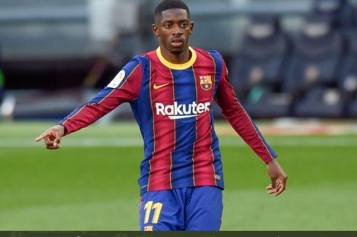 Ousmane Dembele dikabarkan tengah menghadapi situasi yang tidak jelas bersama Barcelona.