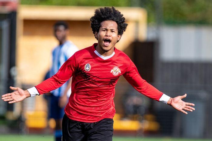 Penyerang alumni Garuda Select, Bagus Kahfi, resmi direkrut oleh FC Utrecht.