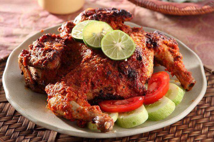Ayam Bumbu Taliwang