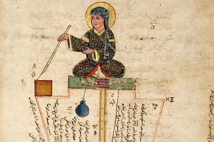 Ismail al-Jazari adalah penemu Muslim abad pertengahan yang menarik.