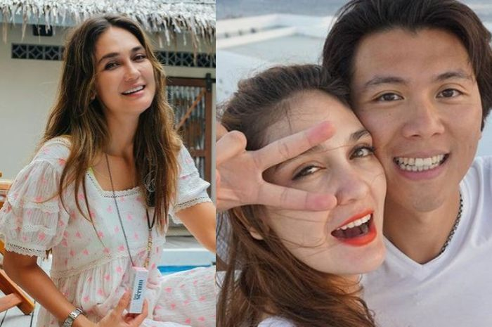 Already Heartbroken Until Never Labrak Syahrini Luna Maya Now Confesses Being Grateful To Release Reino Barack From Her Life All Pages Netral News