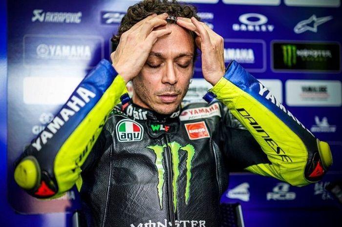 Ilustrasi. Valentino Rossi bongkar masalah yang dialami Yamaha selama di MotoGP.