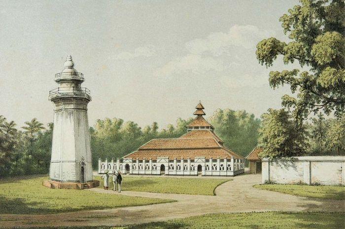 Masjid Banten Lama
