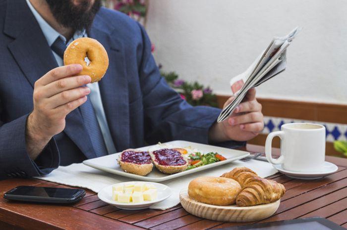 Ilustrasi. Bertujuan untuk menurunkan berat badan, ternyata 7 kesalahan saat sarapan ini justru bikin berat badan naik drastis.