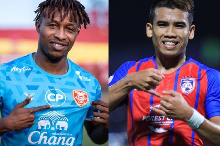 Dua bintang Timnas Malaysia Mohamadou Sumareh dan Safawi Rasid bernasib sial di klub luar negeri mereka. Sumareh dan Safawi adalah sosok utama penghancur Timnas Indonesia di kualifikasi Piala Dunia 2022.