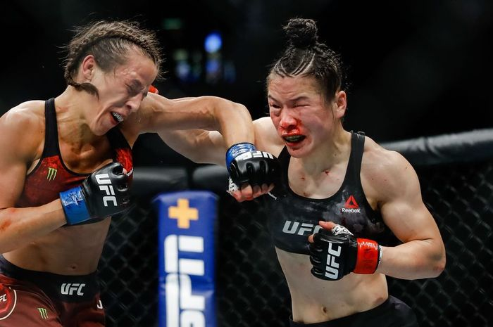 Duel Zhang Weili vs Joanna Jedrzejczyk  di UFC 248.