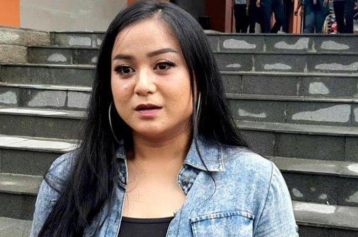 Juwita Bahar Bahar ketika ditemui di gedung Trans TV, Jalan Kapten Tendean, Mampang Prapatan, Jakarta Selatan, Selasa (5/1/2021)