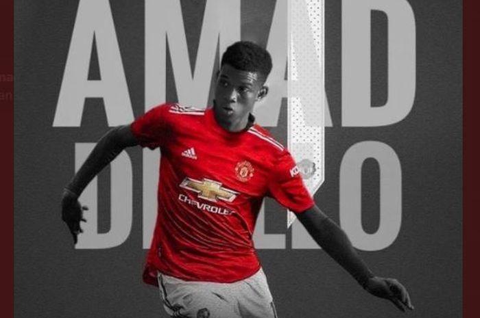 Ole Gunnar Solskjaer yakin telah mendatangkan calon pemain bintang usai Amad Diallo resmi bergabung dengan Manchester United.