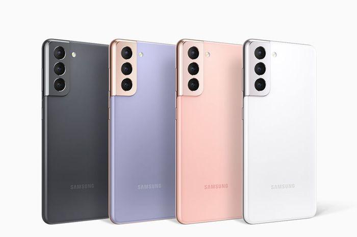 Terjual 1 Juta Unit, Ini Model Samsung Galaxy S21