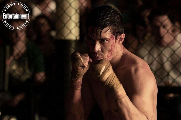 Cuplikan gambar dari film Mortal Kombat