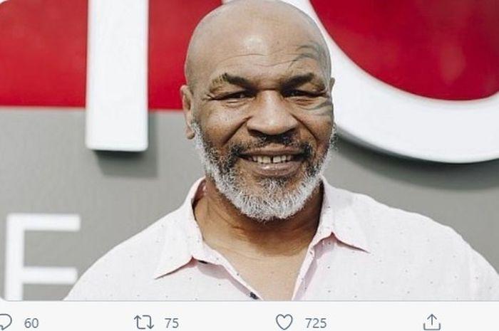 Mike Tyson berikan komentarnya tentang UFC di acara Food Truck Diaries