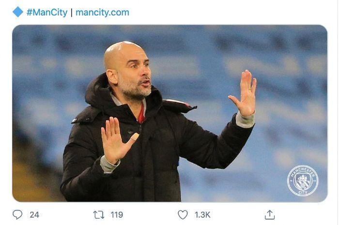 Manchester City akhirnya memecahkan kebuntuan dua musim berturut-turut pada laga kandang versus Crystal Palace dengan kemenangan pada laga musim 2020/2021.
