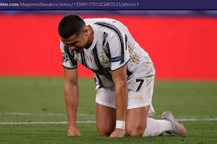 Inter Milan sukses mengakhiri rekor buruk sekaligus membuat Cristiano Ronaldo dan kawan-kawan kecewa di Derby d'Italia.