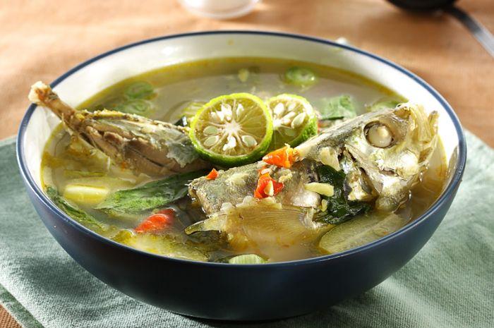 Resep Ikan Kuah Asam Segar