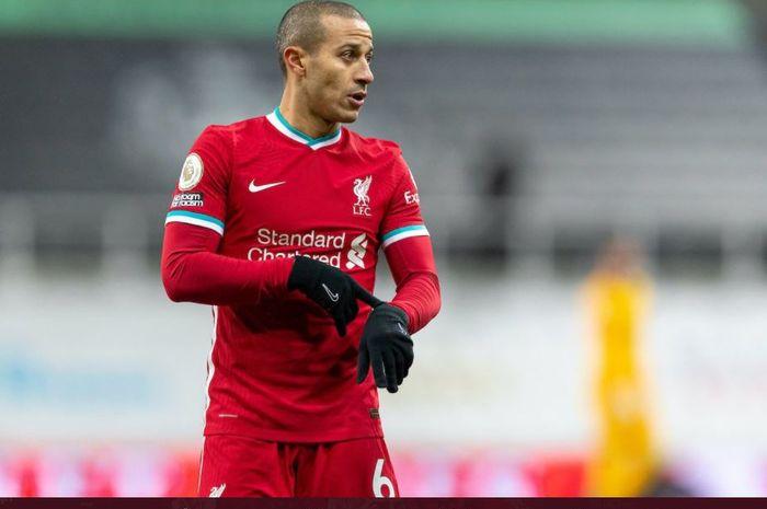 Thiago Alcantara dinilai tidak sehebat yang dibayangkan dan tidak paham dengan filosofi permainan yang dimiliki Liverpool.