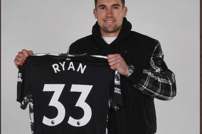 Kiper anyar Arsenal, Mat Ryan, merasa kepindahannya ke klub tersebut sebagai hal yang terasa nyaris tidak nyata.