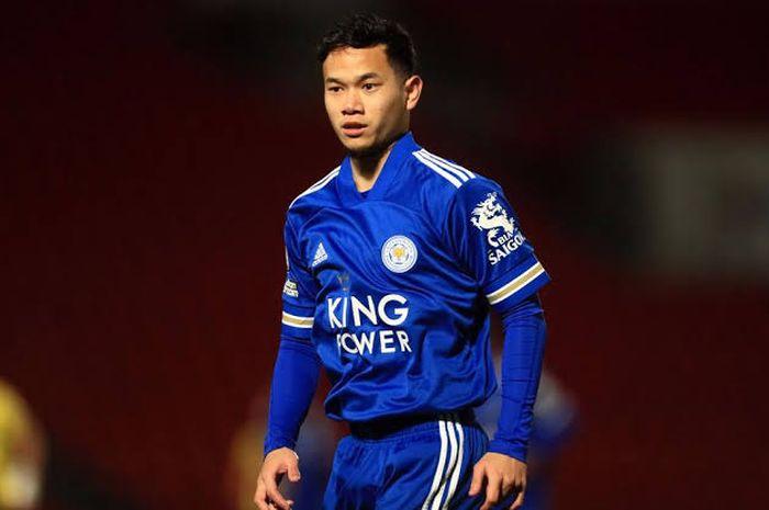 Pemain Thailand yang saat ini tengah berbaju Leicester City, Thanawat Suengchitthawon.
