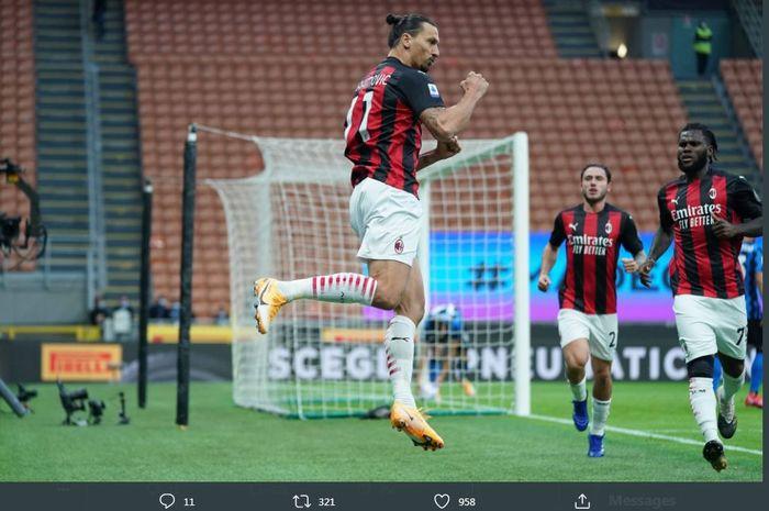 Jadwal Coppa Italia Malam Ini Inter Milan Vs Ac Milan Live Tvri Derbi Penguasa Klasemen Serie A Bolasport Com