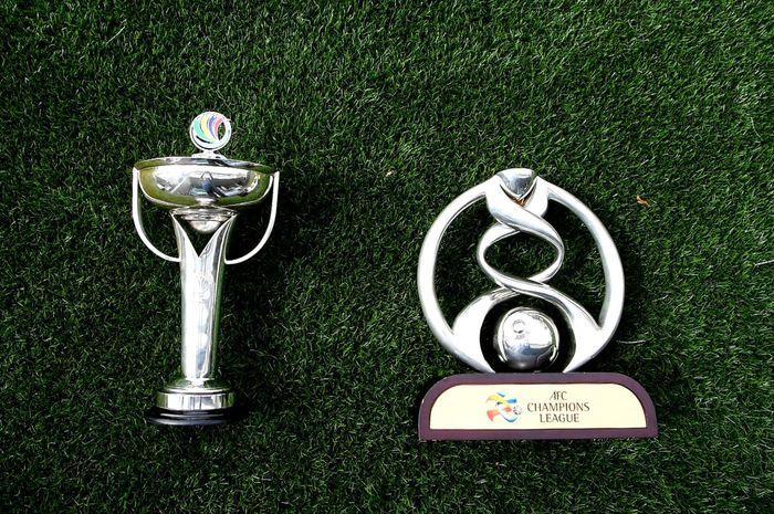 Trofi Liga Champions Asia dan Piala AFC.