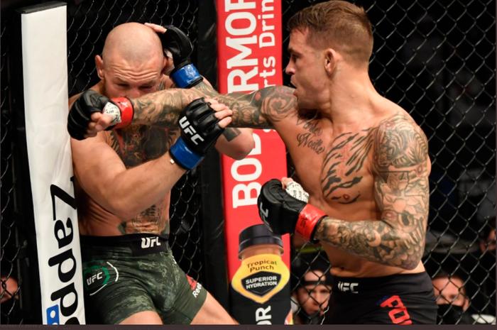 Ini kelemahan terbesar Conor McGregor yang jadi penyebab babak belur dihajar Dustin Poirier