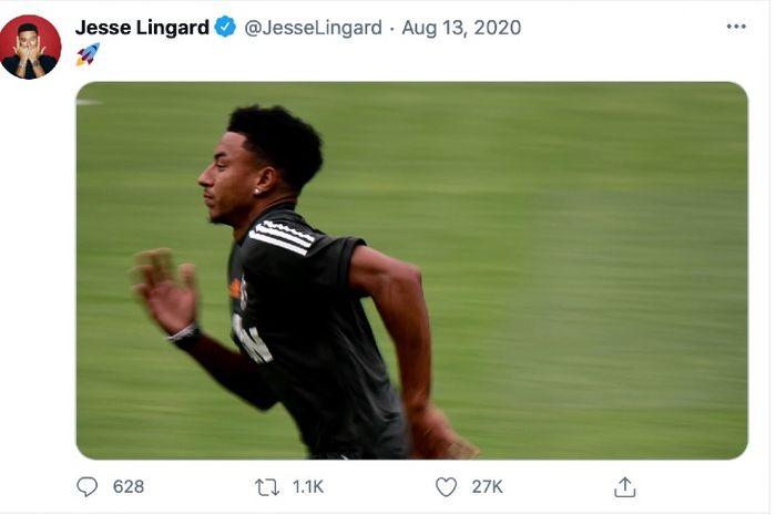 Pemain Manchester United, Jesse Lingard, hampir dipastikan akan merapat ke West Ham United dalam waktu dekat sebagai pemain berstatus pinjaman.
