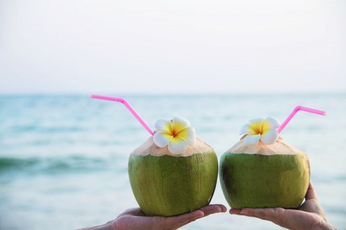 Coconut water is said to be a cleansing medicine after a miscarriage, is that true?
