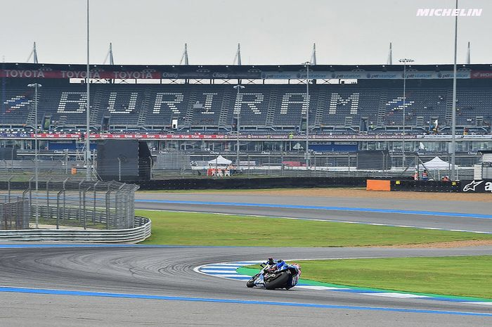 Sirkuit MotoGP Thailand, menunda perpanjangan kontrak lima tahunan dengan Dorna Sports untuk penyelenggaraan balap MotoGP.