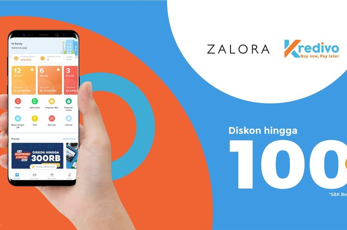 Kredivo Provides Paylater And Credit Features Cooperation With Zalora All Pages Netral News