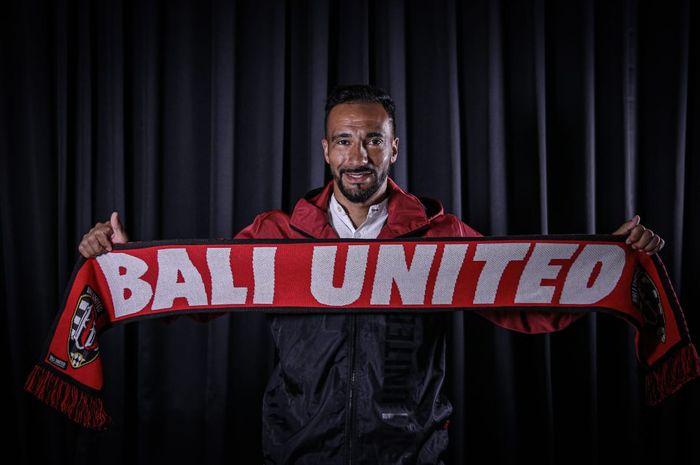 Rekrutan anyar Bali United, Diego Assis.