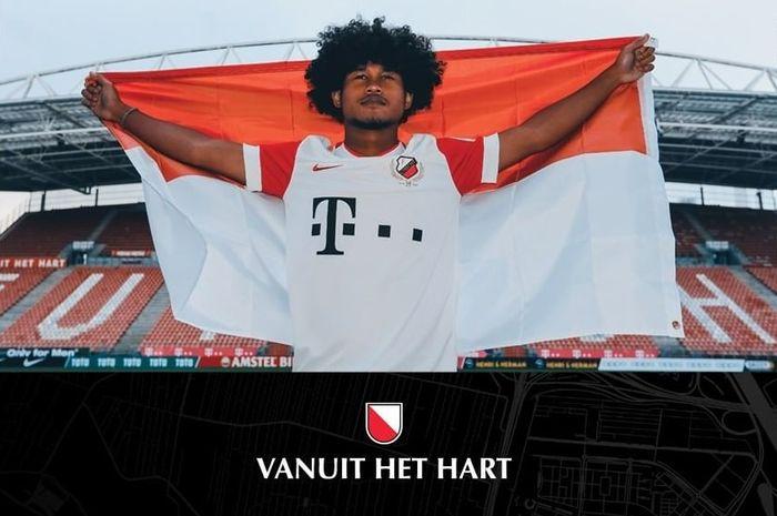 Bagus Kahfi, FC Utrecht.