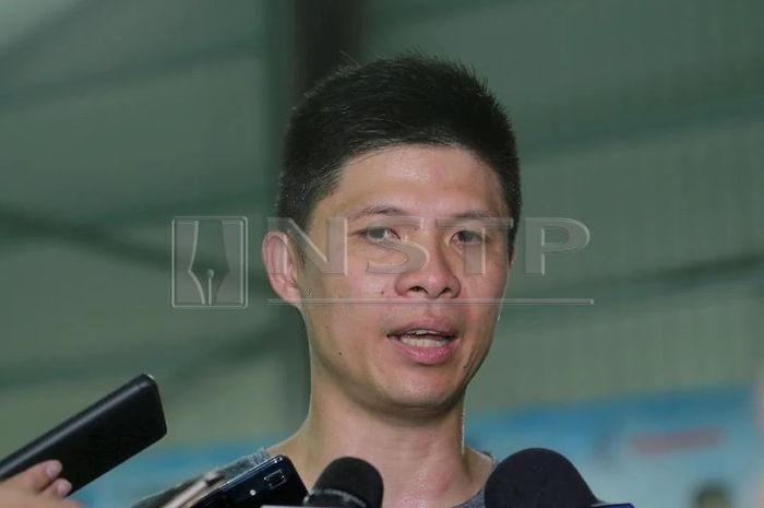 Wong Choong Hann.