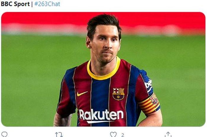 Kabar akan hengkangnya Lionel Messi dikabarkan membuat Barcelona mengincar lima penyerang untuk menggantikannya.