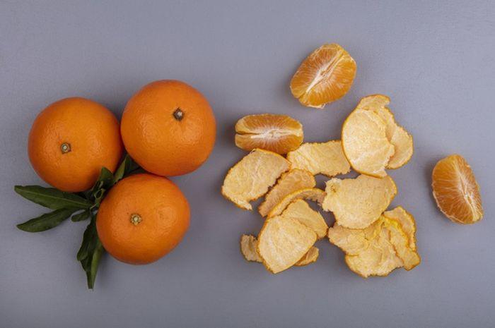 Jeruk kaya akan vitamin C