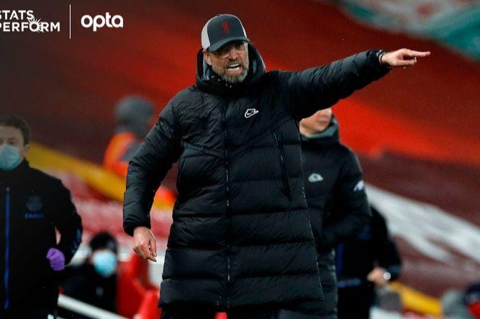 Kalah Lagi di Anfield, Liverpool Jadi Juara Liga Inggris Terburuk Sejak 92 Tahun