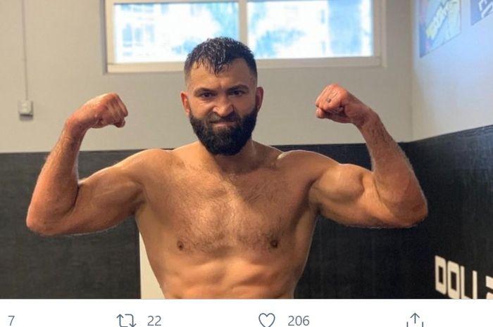 Petarung UFC, Andrei Arlovski.