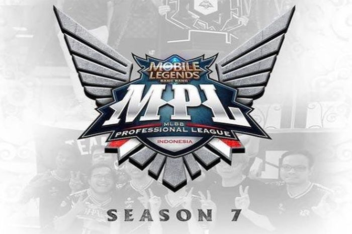 Logo MPL Indonesia Season 7.