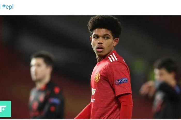 Wonderkid Manchester United, Shola Shoretire