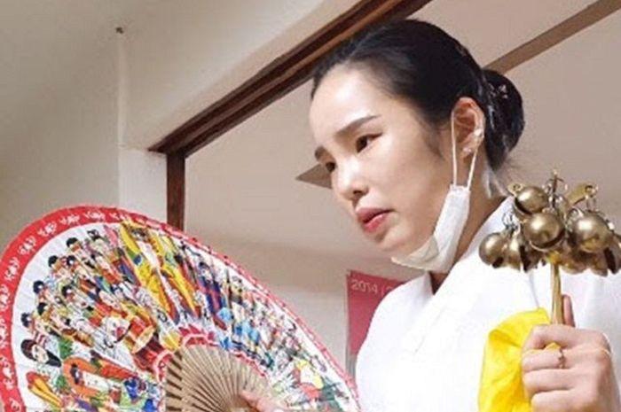 choi won hee, mantan atlet figure skating Korea yang pilih jadi dukun