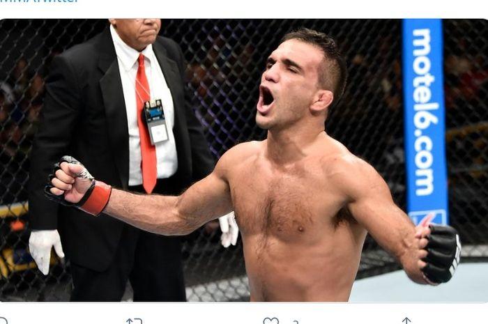 Petarung UFC, Rani Yahya.