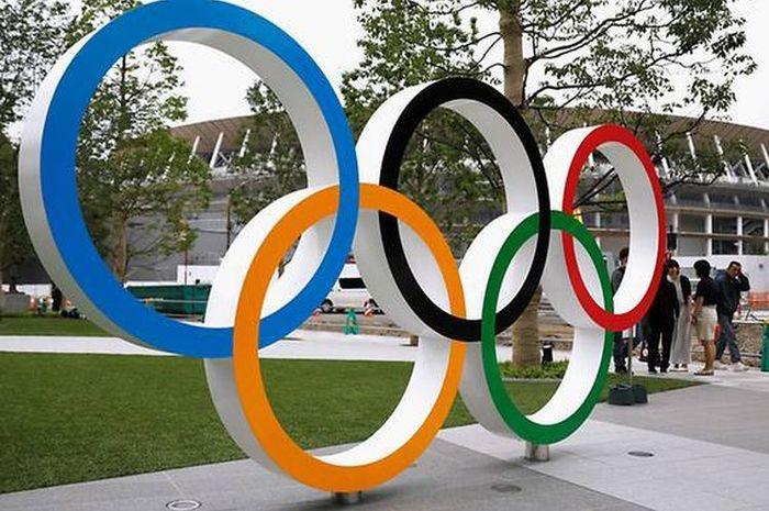 Logo Olimpiade Tokyo, Jepang tetap mengadakan Olimpiade 2020 meskipun pandemi masih berlangsung, keputusan yang dikecam banyak pihak