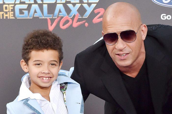 Anak Vin Diesel Bakal Peranin Dom Toretto Muda di Fast & Furious 9 - Hai